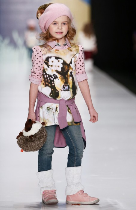Tention Free Kids Fashion 2016 Winter Outfits Collection