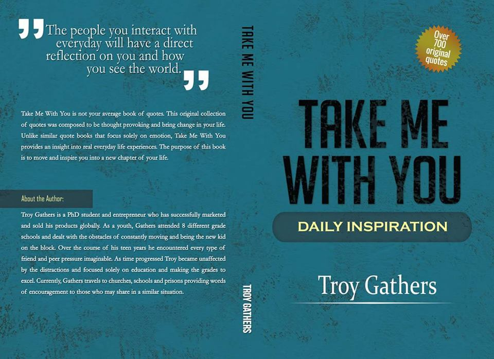 MEET AMERICAN AUTHOR TROY GATHERS