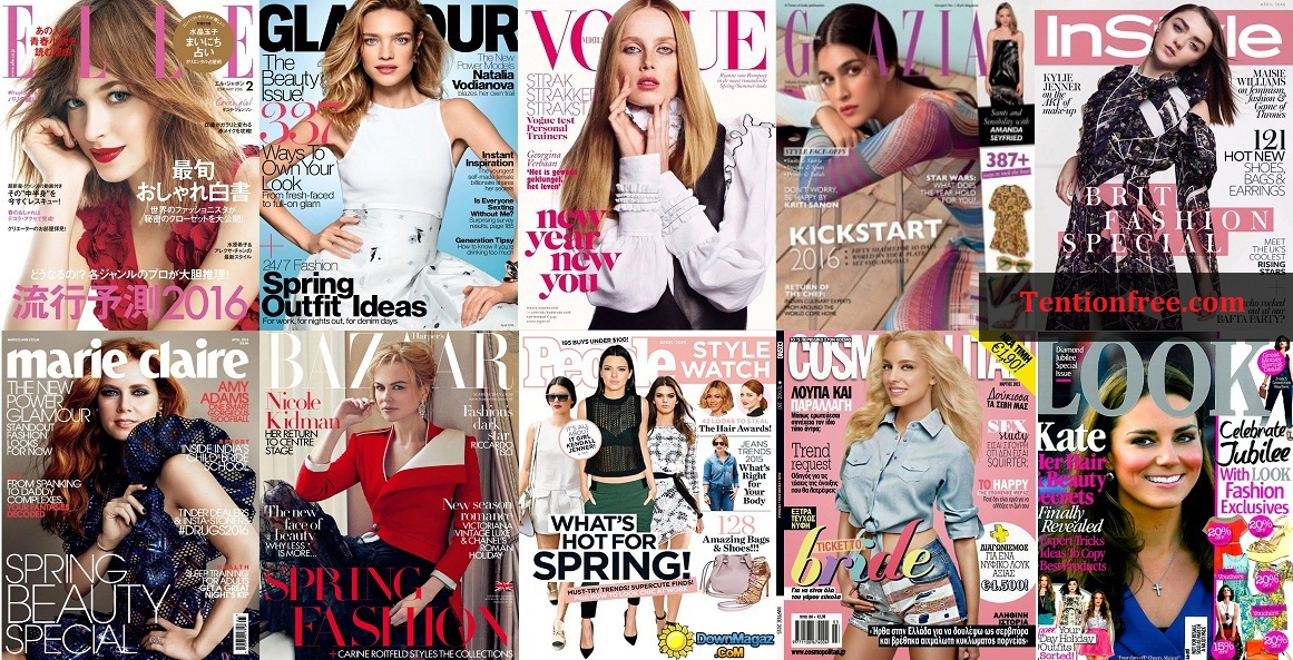 Top 10 International Lifestyle and Fashion Magazines