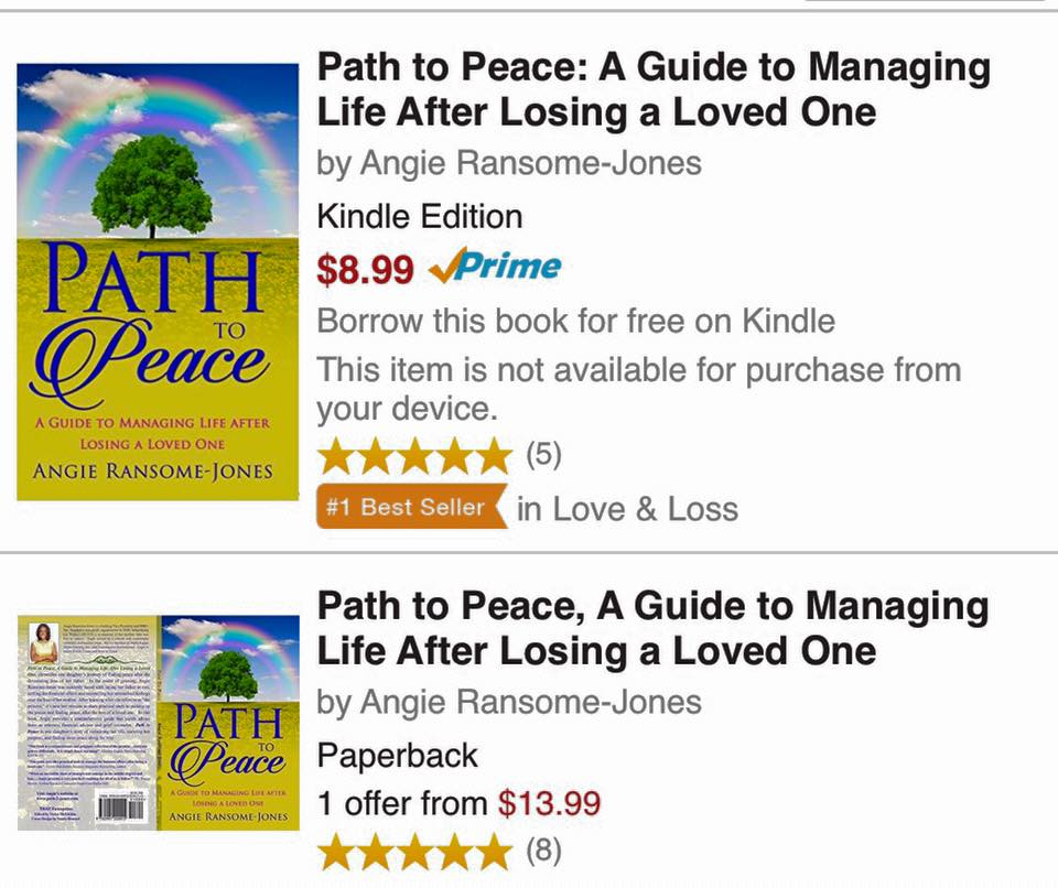 Path to Peace – A Guide to Managing Life After Losing a Loved One