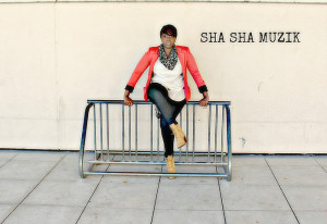 Interview with Sha Sha – A Famous Gospel Singer/Songwriter