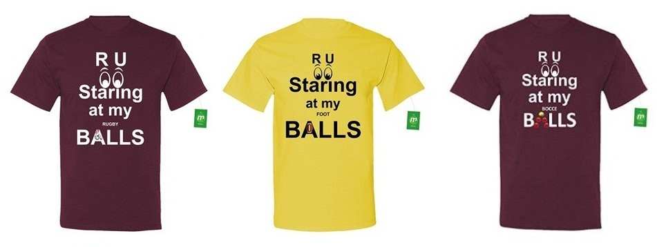 New Fashion Trend of Sports themed T-shirts_tentionfree.com
