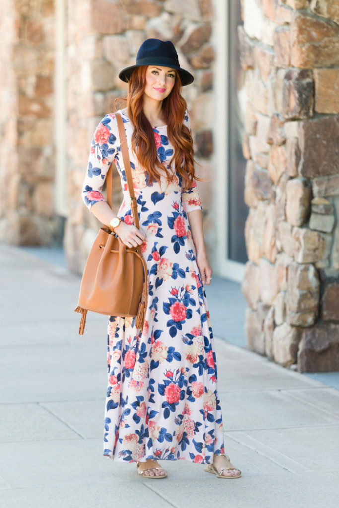 9 Irresistible Cocktail Maxi Dresses To Wear