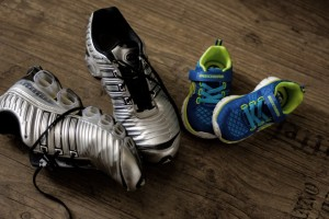 What is the difference between running shoes and basketball shoes?