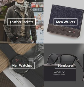 Latest Fashionable Men's Niche Products