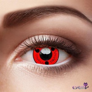 6 Sharingan Contact Lenses That Will Complete Your Naruto-Themed Cosplay