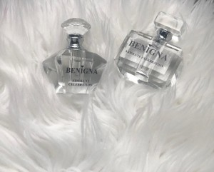 Enjoying the inspiring and authentic fragrances by Benigna Parfums