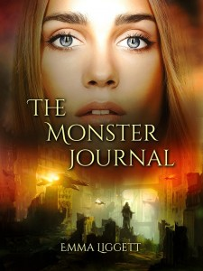The Monster Journal by Emma Liggett