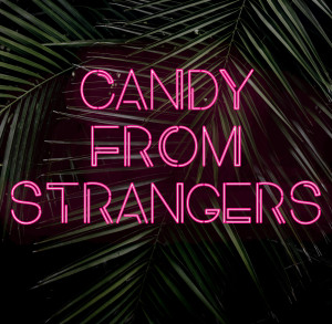 "Candy from Strangers announced the release of their debut single ""Dancer"""