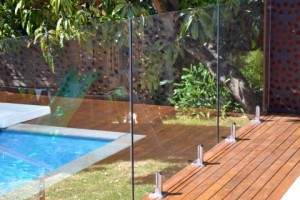 Frameless Glass Pool Fencing in Sydney