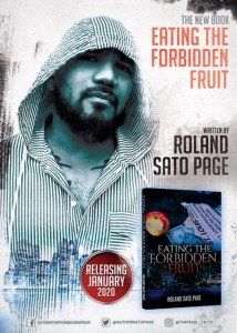 Interview with Roland Sato Page – Author of Eating The Forbidden Fruit