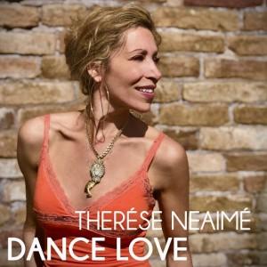 Single cover DANCE LOVE FINAL HÖGUPPLÖST (lite mer blå)
